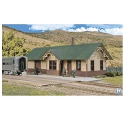 WALTHERS Walthers : HO UP-Style Depot Kit