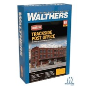 WALTHERS WALT-933-4063 - Walthers : HO Trackside Post Office Kit