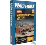 WALTHERS WALT-933-4115 - Walthers : HO Modern Shopping Center I