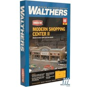 WALTHERS WALT-933-4116 - Walthers : HO Modern Shopping Center II