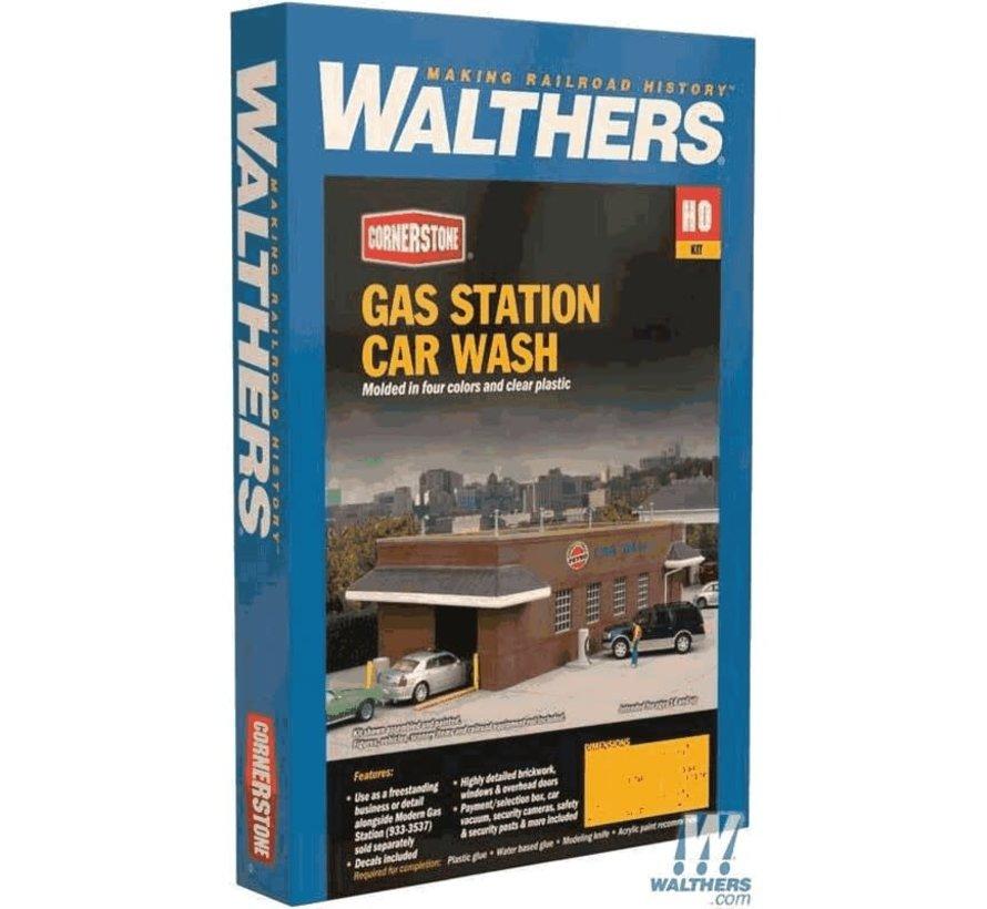 Walthers : HO Car Wash Kit