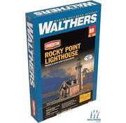 WALTHERS WALT-933-3663 - Walthers : HO Rocky Lighthouse