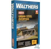 WALTHERS WALT-933-4561 - Walthers : HO Urban Overpass Steel