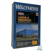 WALTHERS WALT-933-2917 - Walthers : HO Lakeville Mdrn Warehouse