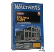 WALTHERS WALT-933-2970 - Walthers : HO Railroad Shop Kit
