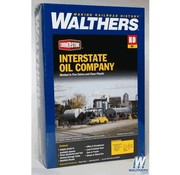 WALTHERS WALT-933-3006 - Walthers : HO Interstate Fuel & Oil Co.