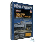 WALTHERS WALT-933-3017 - Walthers : HO New River Mining Co. Kit