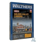 WALTHERS WALT-933-3018 - Walthers : HO Golden Valley Canning Co.