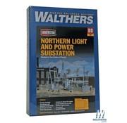 WALTHERS WALT-933-3025 - Walthers : HO NL&P Substation Kit