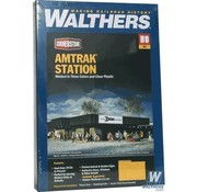 WALTHERS WALT-933-3038 - Walthers : HO AMTK Station Kit