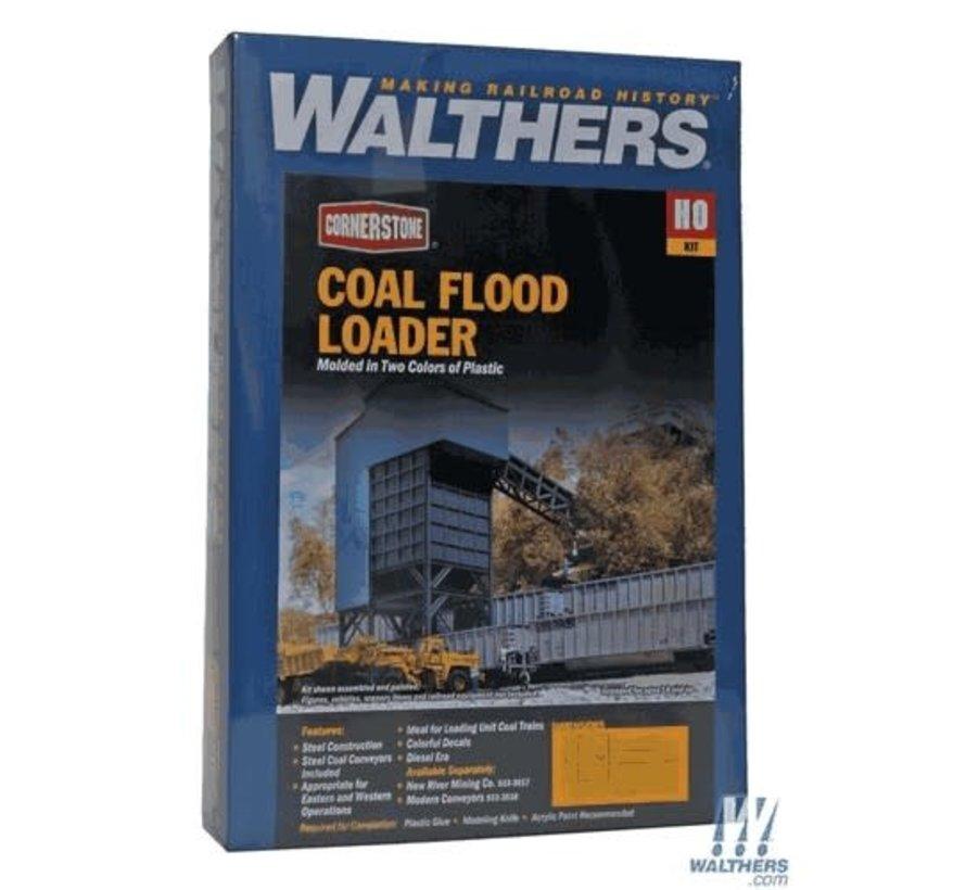 Walthers : HO Coal Flood Loader Kit