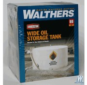 WALTHERS WALT-933-3167 - Walthers : HO Oil Storage Tank Wide Brm