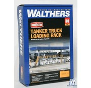WALTHERS WALT-933-3169 - Walthers : HO Tanker Truck Loading Rack