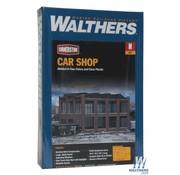 WALTHERS WALT-933-3228 - Walthers : N Car Shop Kit