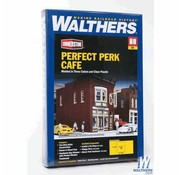 WALTHERS Walthers : HO Perfect Perk Cafe Kit