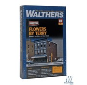 WALTHERS Walthers : HO Flowers by Terry Kit