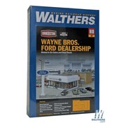 WALTHERS Walthers : HO Wayne Bros. FORD Dlrshp