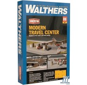 WALTHERS WALT-933-3538 - Walthers : HO Modern Travel Center Kit