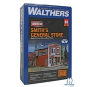 WALTHERS WALT-933-3653 - Walthers : HO Smith's General Store Kit
