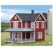 WALTHERS WALT-933-3664 - Walthers : HO Cottage Grove Farm House
