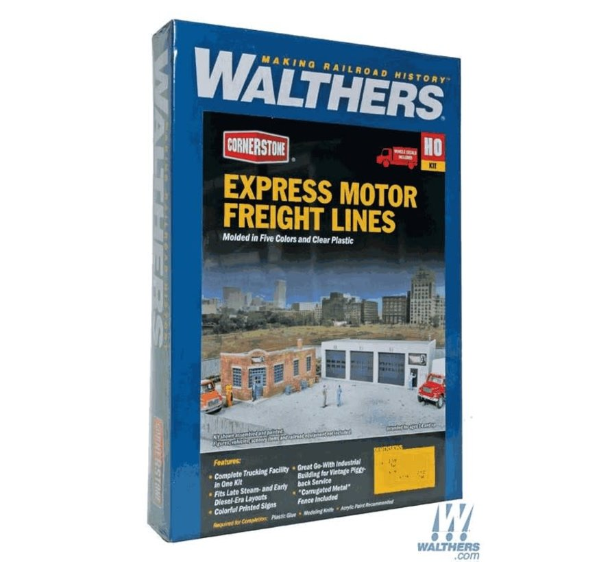 Walthers : HO Express Motor Freight Lns
