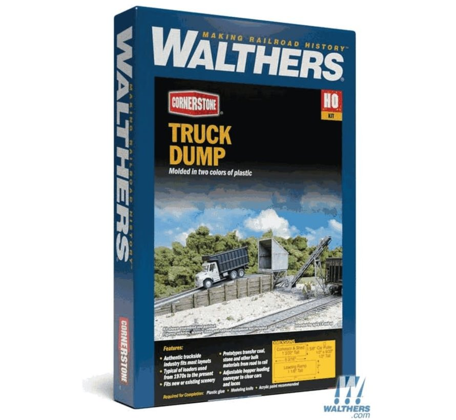 Walthers : HO Truck Dump Kit