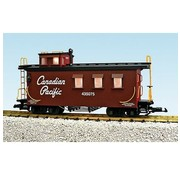 USA TRAINS USA-R12023 - USA : G CP Wood . Caboose