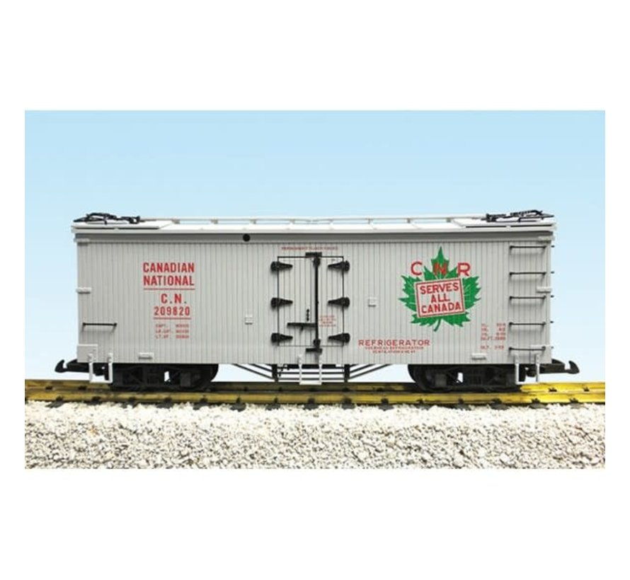 USA : G CN Reefer