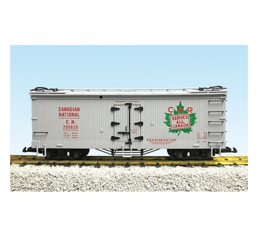 USA : G CN Reefer