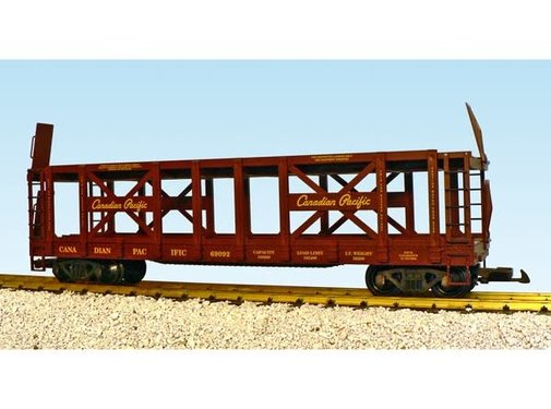 USA TRAINS USA-R17227 - USA : G CP Two Tier Auto Carrier