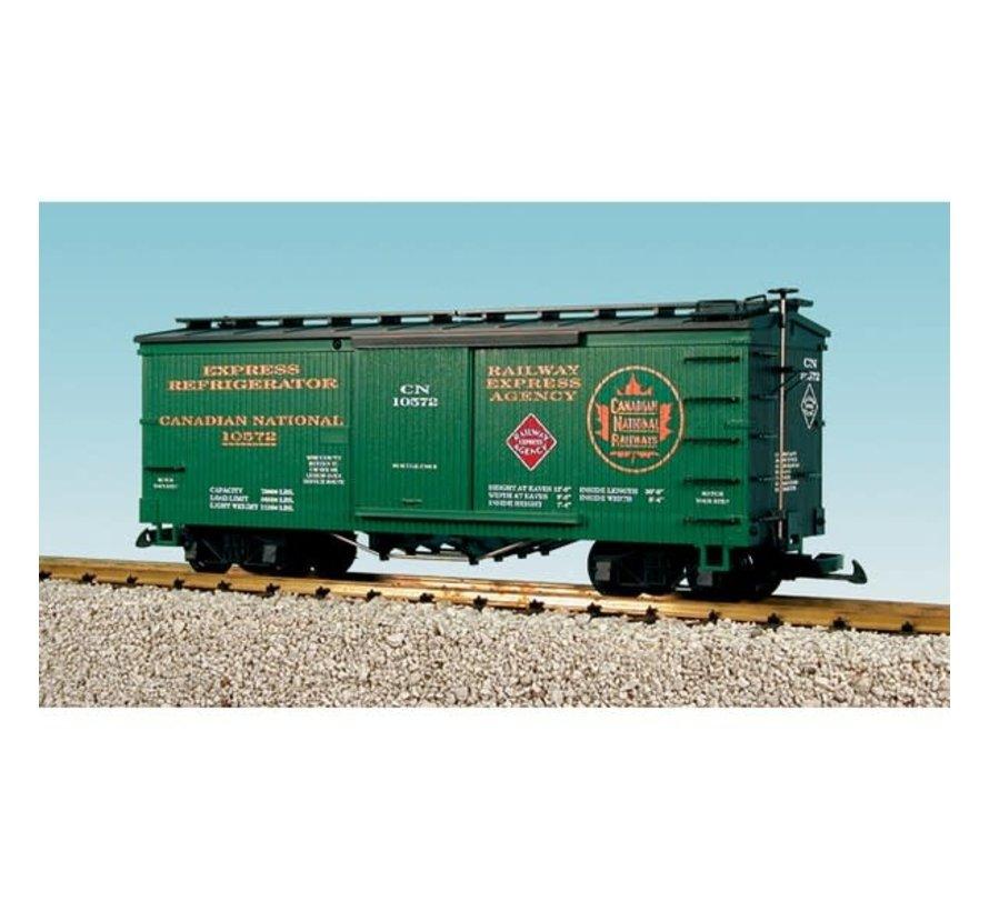 USA : G CN Wood Box Car