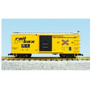 USA TRAINS USA : G Rail box CN