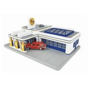 MTH MTH : O Sunoco Operating Gas Station