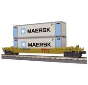 MTH MTH : O TTX Husky Stack Car #59747