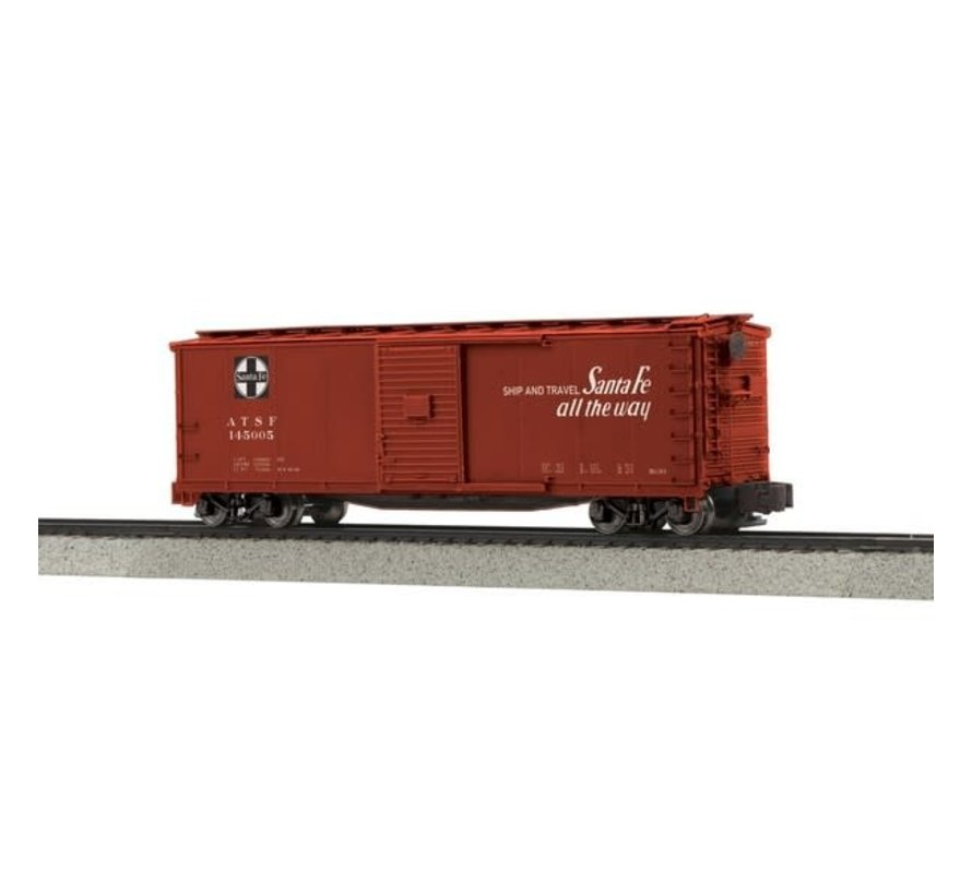 MTH : S Rebuilt Steel Box, SF #145005