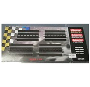 CARRERA CAR-20509 - Carrera : Standard Track Straight (4pcs)