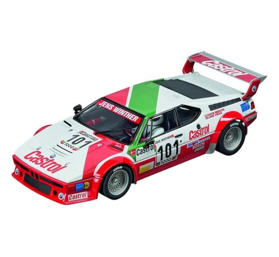 Carrera : DIG124 BMW