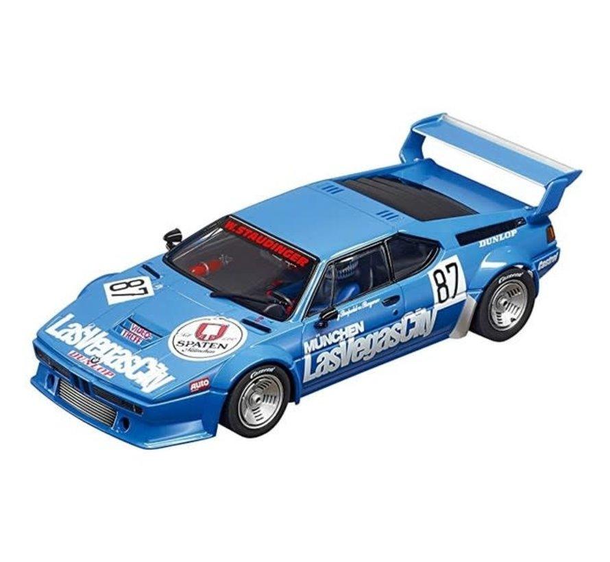 "Carerra : DIG124  BMW M1 Procar ""No.87"", Norisring 1981"