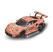 "CARRERA CAR-23886 - Carerra : DIG124 Porsche 911 RSR #92 ""Pink Pig Design"""