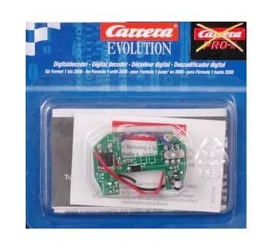 Carrera : Evolution decoder