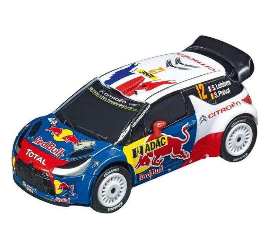 Carrera : GO DS 3 WRC 2015 Rally Catalunya
