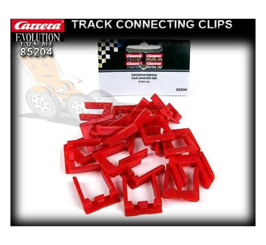 Carrera : Track clips