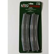 KATO KAT-2210 - Kato : HO Track R550 Curve