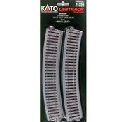 KATO Kato : HO Track R610 Curve