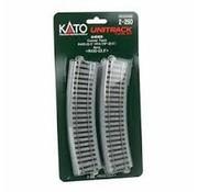 KATO Kato : HO Track R430 Curves