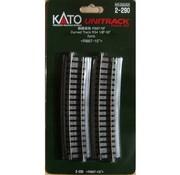 KATO KAT-2290 - Kato : HO Track 867 Curves