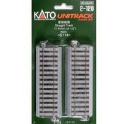 KATO KAT-2120 - Kato : HO Track 114mm Straight