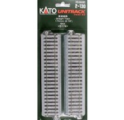 KATO KAT-2130 - Kato : HO Track 174 mm Straight