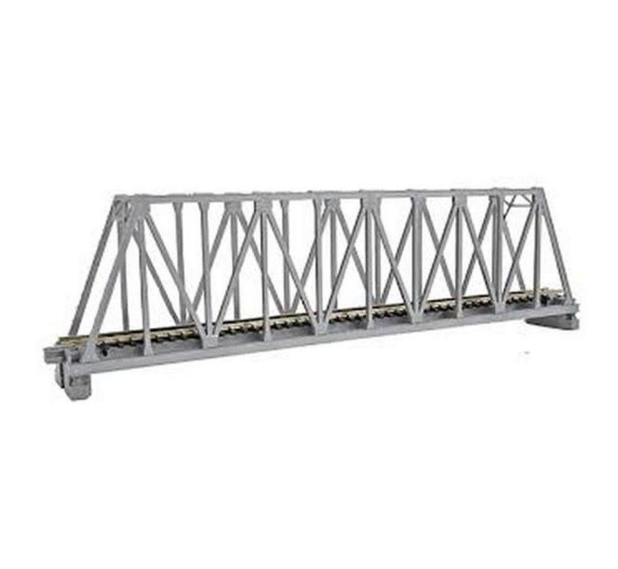Kato : N Track 248 Truss Bridge silver