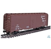 WALTHERS WALT-910-1655 - Walthers : HO 40ft Boxcar CP